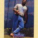 1991 Pro Line Portraits Football #299 Bennie Blades - Detroit Lions