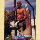 1991 Pro Line Portraits Football #295 Eric Martin - New Orleans Saints