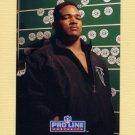 1991 Pro Line Portraits Football #277 Tracy Johnson RC - Atlanta Falcons
