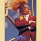 1991 Pro Line Portraits Football #267 John Riggins RET - Washington Redskins