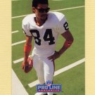 1991 Pro Line Portraits Football #253 Webster Slaughter - Cleveland Browns