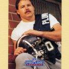 1991 Pro Line Portraits Football #232 Gary Plummer - San Diego Chargers