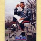 1991 Pro Line Portraits Football #228 Shaun Gayle - Chicago Bears