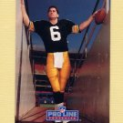 1991 Pro Line Portraits Football #221 Bubby Brister - Pittsburgh Steelers