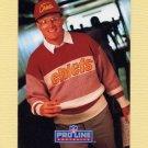 1991 Pro Line Portraits Football #181 Marty Schottenheimer CO - Kansas City Chiefs