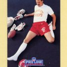 1991 Pro Line Portraits Football #099 Nick Lowery - Kansas City Chiefs