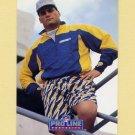 1991 Pro Line Portraits Football #080 Burt Grossman - San Diego Chargers