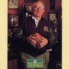 1992 Pro Line Portraits Football #445 Y.A. Tittle RET - San Francisco 49ers