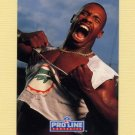 1992 Pro Line Portraits Football #421 Marco Coleman RC - Miami Dolphins