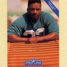 1992 Pro Line Portraits Football #398 Sammie Smith - Denver Broncos