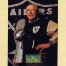 1992 Pro Line Portraits Football #385 Fred Biletnikoff RET - Los Angeles Raiders
