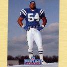 1992 Pro Line Portraits Football #340 Jeff Herrod - Indianapolis Colts