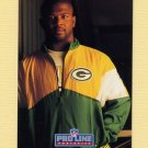 1992 Pro Line Portraits Football #309 LeRoy Butler - Green Bay Packers