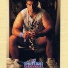 1992 Pro Line Portraits Football #306 John Gesek - Dallas Cowboys