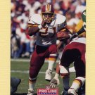 1992 Pro Line Profiles Football #485 Earnest Byner - Washington Redskins