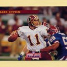 1992 Pro Line Profiles Football #433 Mark Rypien - Washington Redskins