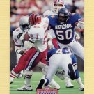 1992 Pro Line Profiles Football #404 Mike Singletary - Chicago Bears