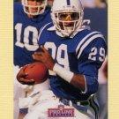 1992 Pro Line Profiles Football #384 Eric Dickerson - Los Angeles Raiders