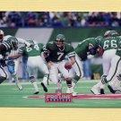 1992 Pro Line Profiles Football #314 Ken O'Brien - New York Jets