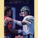 1992 Pro Line Profiles Football #312 Ken O'Brien - New York Jets