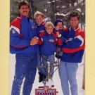 1992 Pro Line Profiles Football #274 Jeff Hostetler - New York Giants