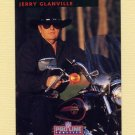 1992 Pro Line Profiles Football #262 Jerry Glanville CO - Atlanta Falcons