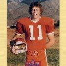 1992 Pro Line Profiles Football #245 Jim Everett - Los Angeles Rams