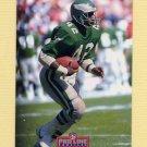 1992 Pro Line Profiles Football #196 Keith Byars - Philadelphia Eagles