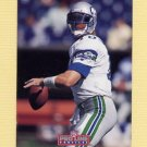 1992 Pro Line Profiles Football #178 Dan McGwire - Seattle Seahawks