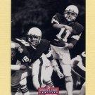 1992 Pro Line Profiles Football #164 Jim Harbaugh - Chicago Bears