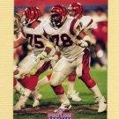 1992 Pro Line Profiles Football #089 Anthony Munoz - Cincinnati Bengals