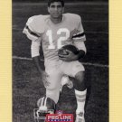 1992 Pro Line Profiles Football #056 Vinny Testaverde - Tampa Bay Buccaneers