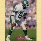 1992 Pro Line Profiles Football #021 Carl Banks - New York Giants