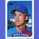 1989 Topps Baseball #767 Mike Capel - Chicago Cubs