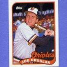 1989 Topps Baseball #727 Joe Orsulak - Baltimore Orioles NM-M