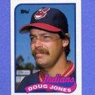 1989 Topps Baseball #690 Doug Jones - Cleveland Indians