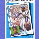 1989 Topps Baseball #661 Dwight Gooden TBC 84 - New York Mets