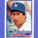 1989 Topps Baseball #513 Jesse Orosco - Los Angeles Dodgers