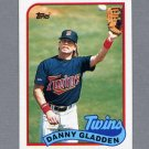 1989 Topps Baseball #426 Danny Gladden - Minnesota Twins ExMt