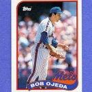 1989 Topps Baseball #333 Bob Ojeda - New York Mets NM-M