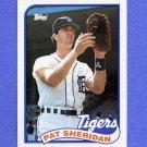 1989 Topps Baseball #288 Pat Sheridan - Detroit Tigers