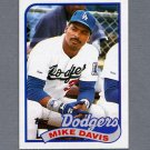 1989 Topps Baseball #277 Mike Davis - Los Angeles Dodgers ExMt