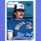 1989 Topps Baseball #139 Mike Flanagan - Toronto Blue Jays