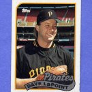 1989 Topps Baseball #089 Dave LaPoint - Pittsburgh Pirates