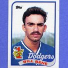 1989 Topps Baseball #084 Bill Bene RC - Los Angeles Dodgers NM-M