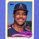 1989 Topps Baseball #068 Darrell Miller - California Angels