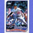 1989 Topps Baseball #057 Alejandro Pena - Los Angeles Dodgers