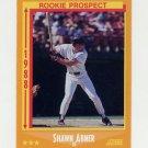 1988 Score Baseball #626 Shawn Abner - San Diego Padres