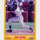 1988 Score Baseball #548 Eddie Milner - San Francisco Giants