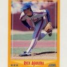 1988 Score Baseball #521 Rick Aguilera - New York Mets